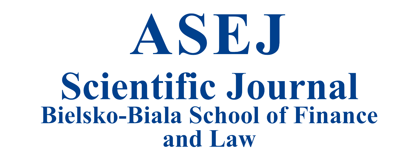 Logo of the ASEJ Journal